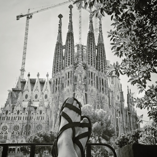 Sagrada Familia in Barcelona 19.09.14