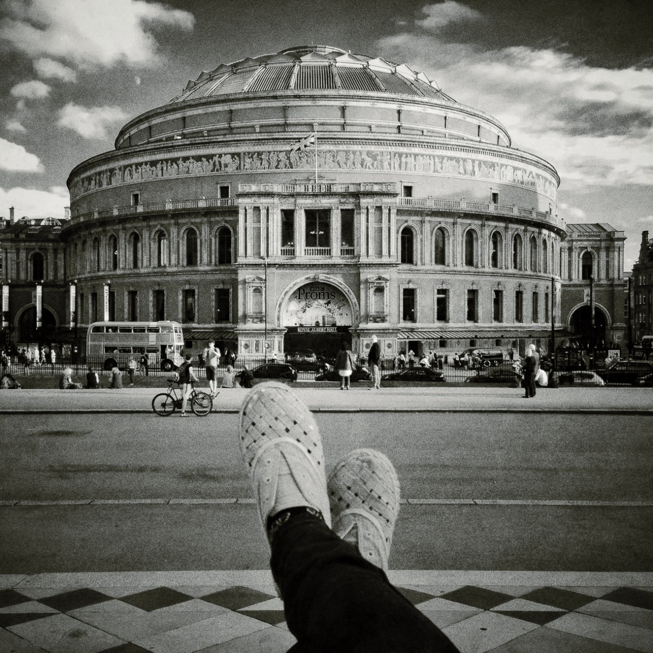 Royal Albert Hall in London 15.08.13